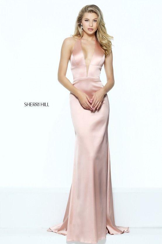 SHERRI HILL 50919. Bodycon Prom DressesSatin ...