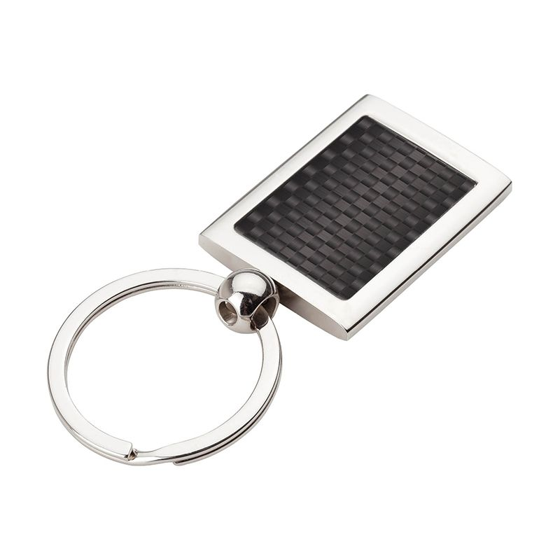 Carbon Fiber Pen, Business Card Case and Keyring Set