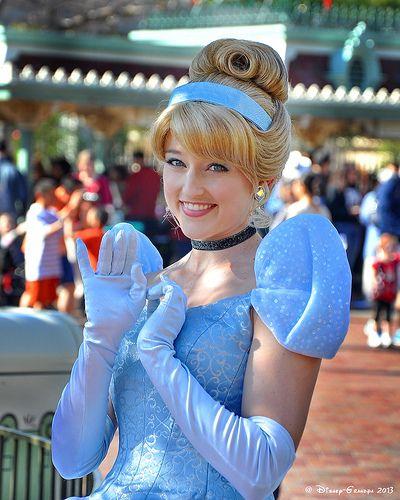 Princess Cinderella_9930 | Disney Princesses & Princes ...