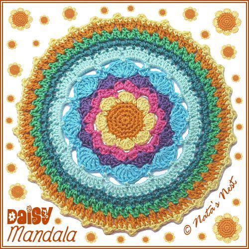 Heute Gibts Mal Wieder Eine Neue Mandala Anleitung Für Euch