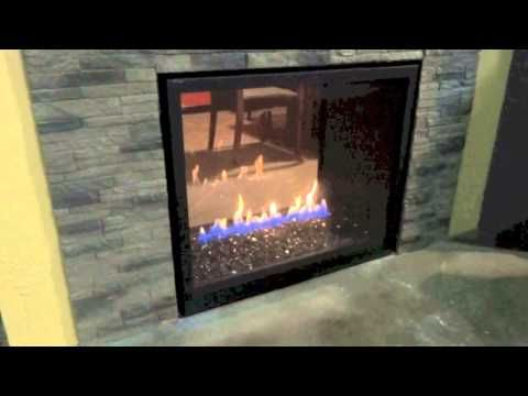 Burn Video HD4 Napoleon Gas Fireplace - Fireplace Warehouse ETC