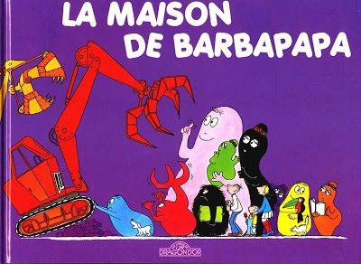 Me tenía fascinado de pequeño( todavía recuerdo ese capítulo de dibujos animados en la Tele) con que facilidad Barbapapá y su familia se construyeron la casa en un pis pas.....