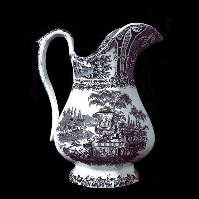 Sargadelos historia sargadelos loza antigua pinterest - Ceramica de sargadelos ...
