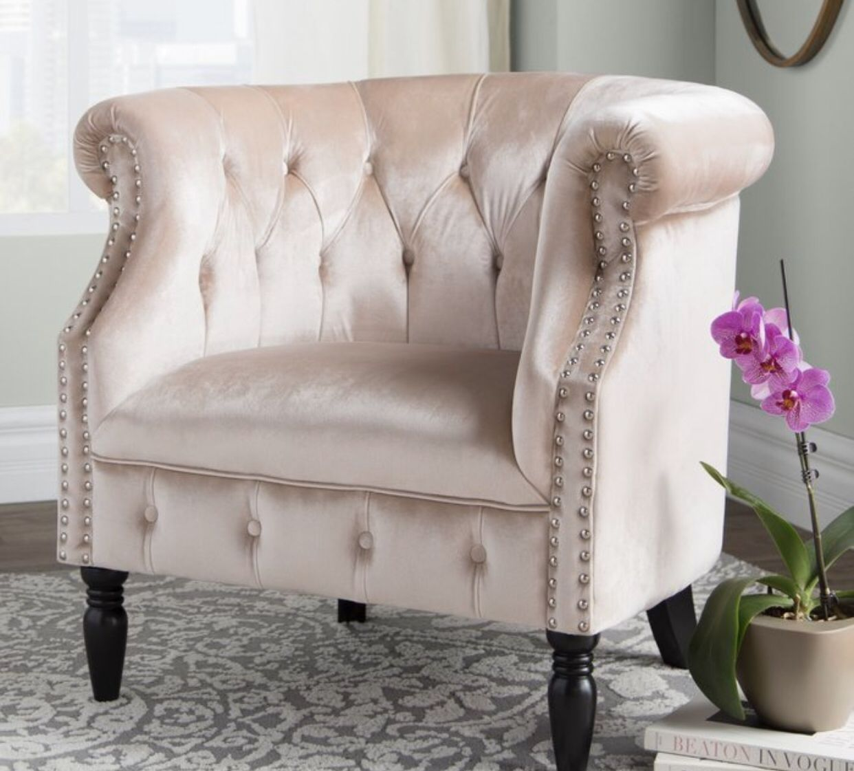 Furniture, Chair Upholstery