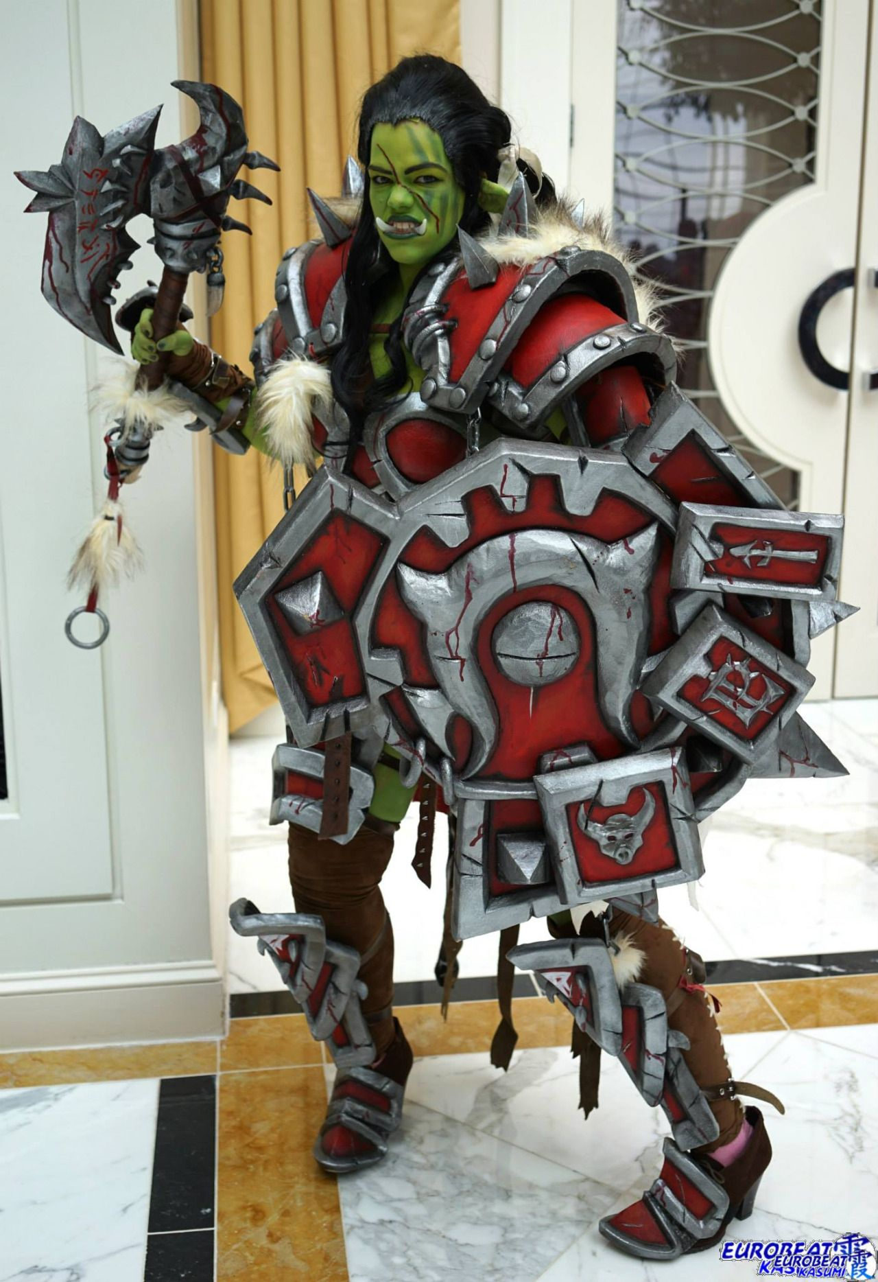 Award winning orc cosplay | Cosplay, Costumes and Awesome cosplay