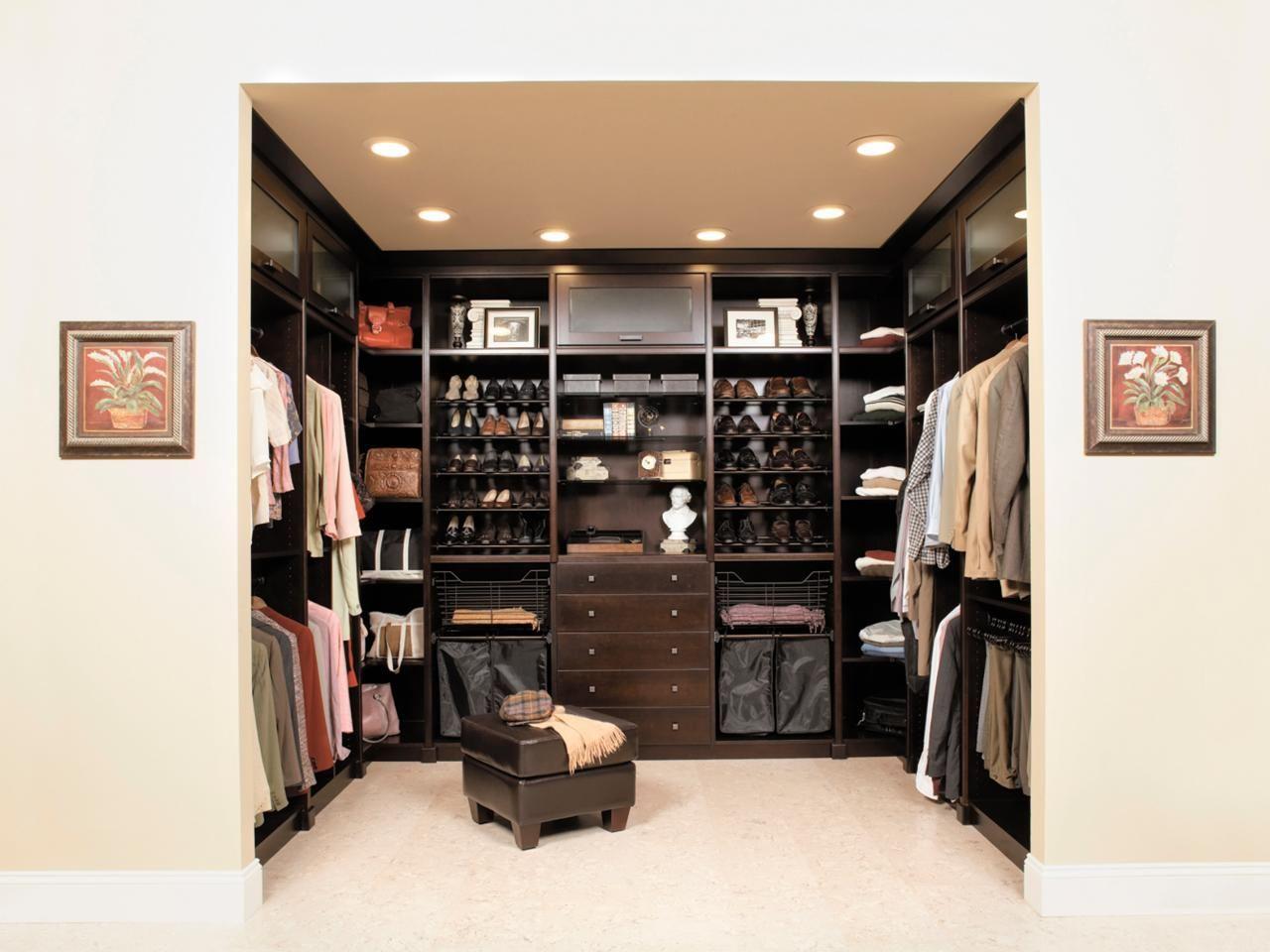 WalkIn Closet Design Ideas Master Closet Closet Designs And - Master closet designs for an organized space