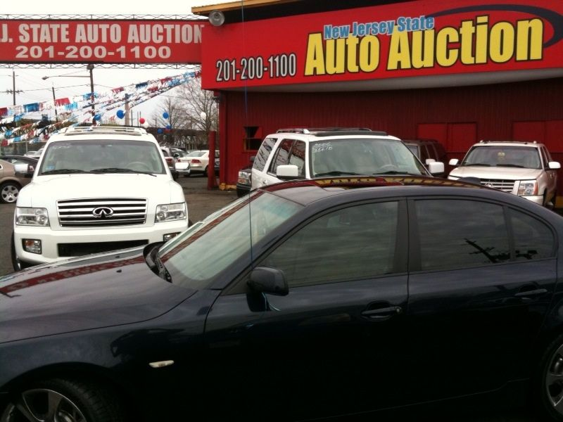 New Jersey State Auto Auction Www Njstateauto Com Car Auto