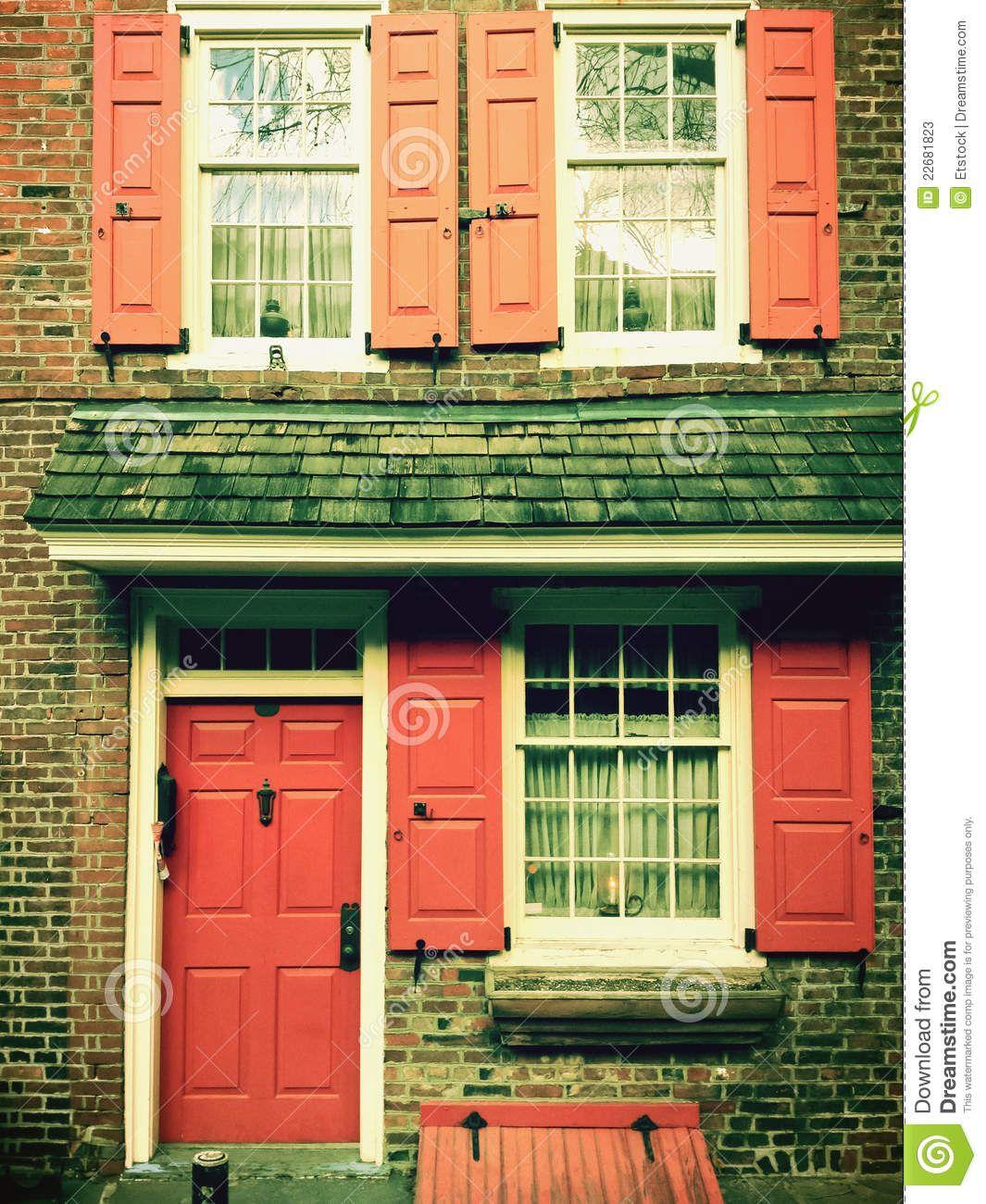Historisch Huis Bij De Steeg Van Elfreth In Philadelphia - Downloaden van meer dan 39 Miljoen hoge kwaliteit stock foto's, Beelden, Vectoren. Schrijf vandaag GRATIS in. Afbeelding: 22681823