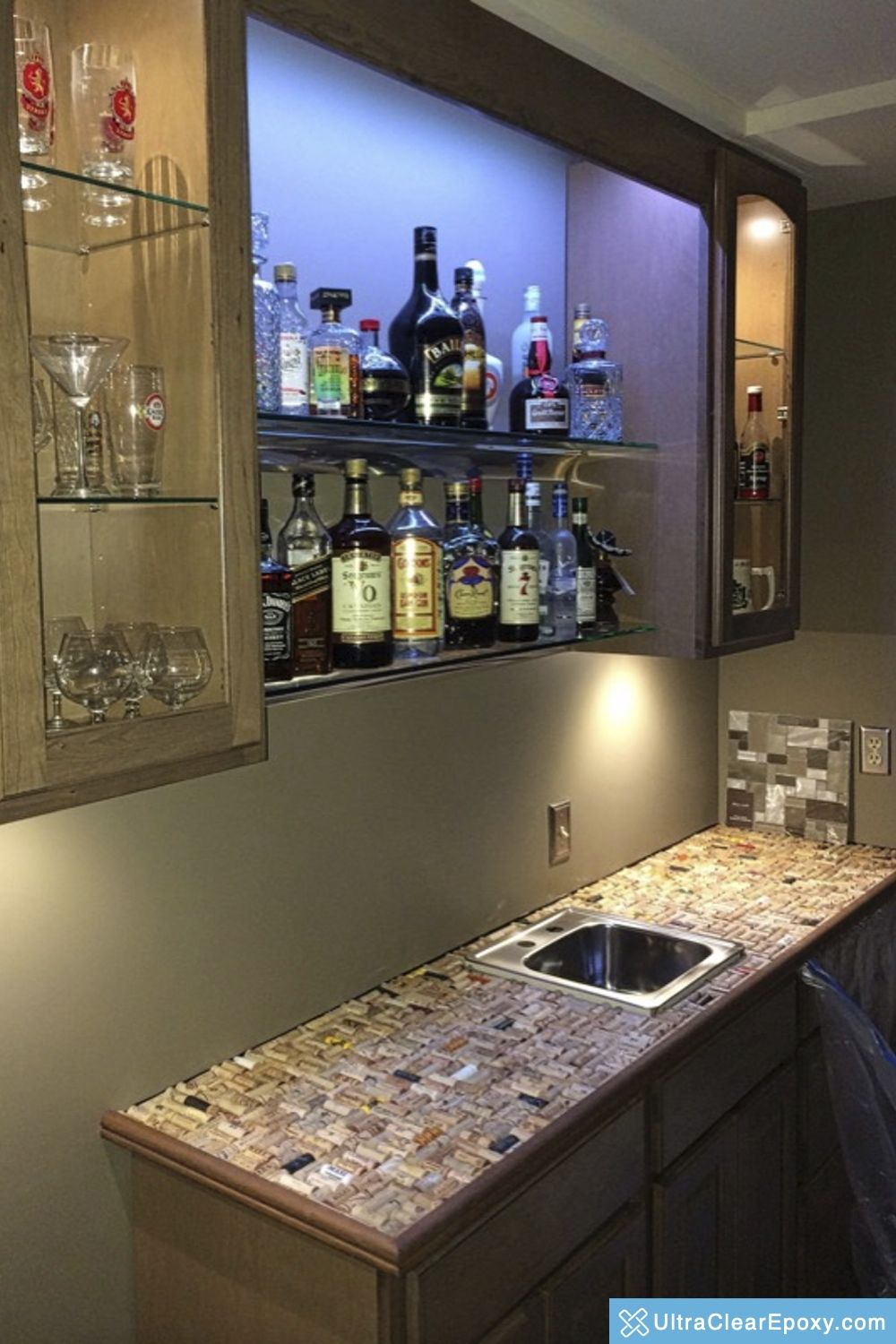 Epoxy Resin for Bar Tops, Tabletops, & Countertops ...