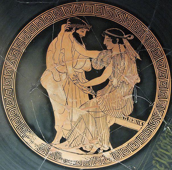 Αποτέλεσμα εικόνας για ancient greece marriage