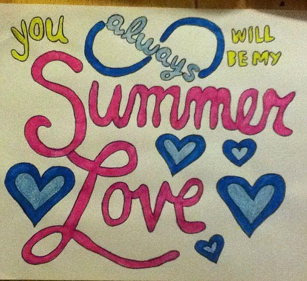 one direction lyrics summer love we heart it summer love and one direction