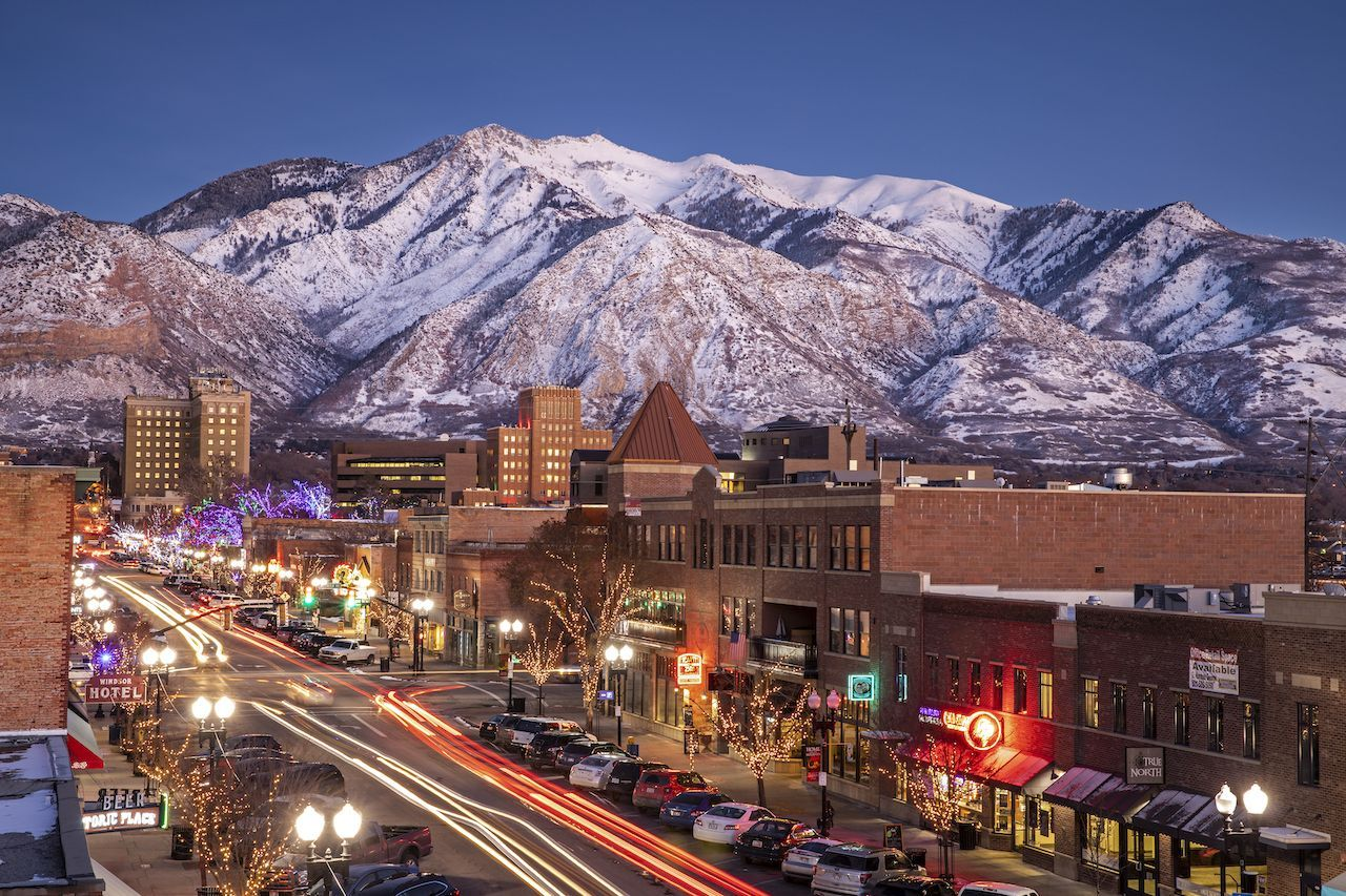 The 25 Coolest Towns In America 2019 Utah Lakes Small Towns Usa Utah Mountains