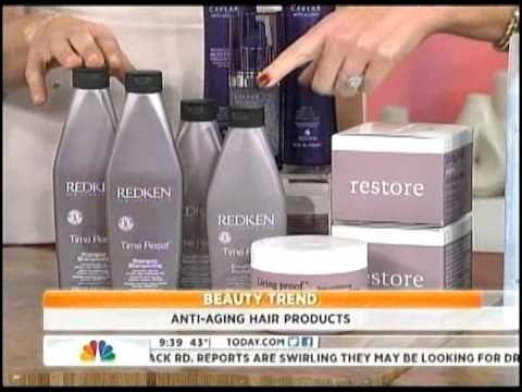 Video Mychelle Dermaceuticals Sarah Eggenberger Talks Current Beauty And Skin Care Trends On The Today Show Mychelle Redken Anti Aging