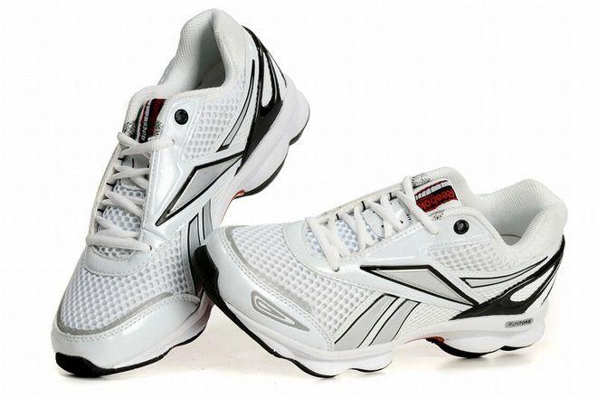 d1aec6a3c90d8 Reebok Runtone Action Running Shoes Silver Black White Men s Reebok  Official Site