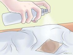 frische und alte fettflecken aus kleidungsst cken entfernen wikihow reinigung pinterest. Black Bedroom Furniture Sets. Home Design Ideas