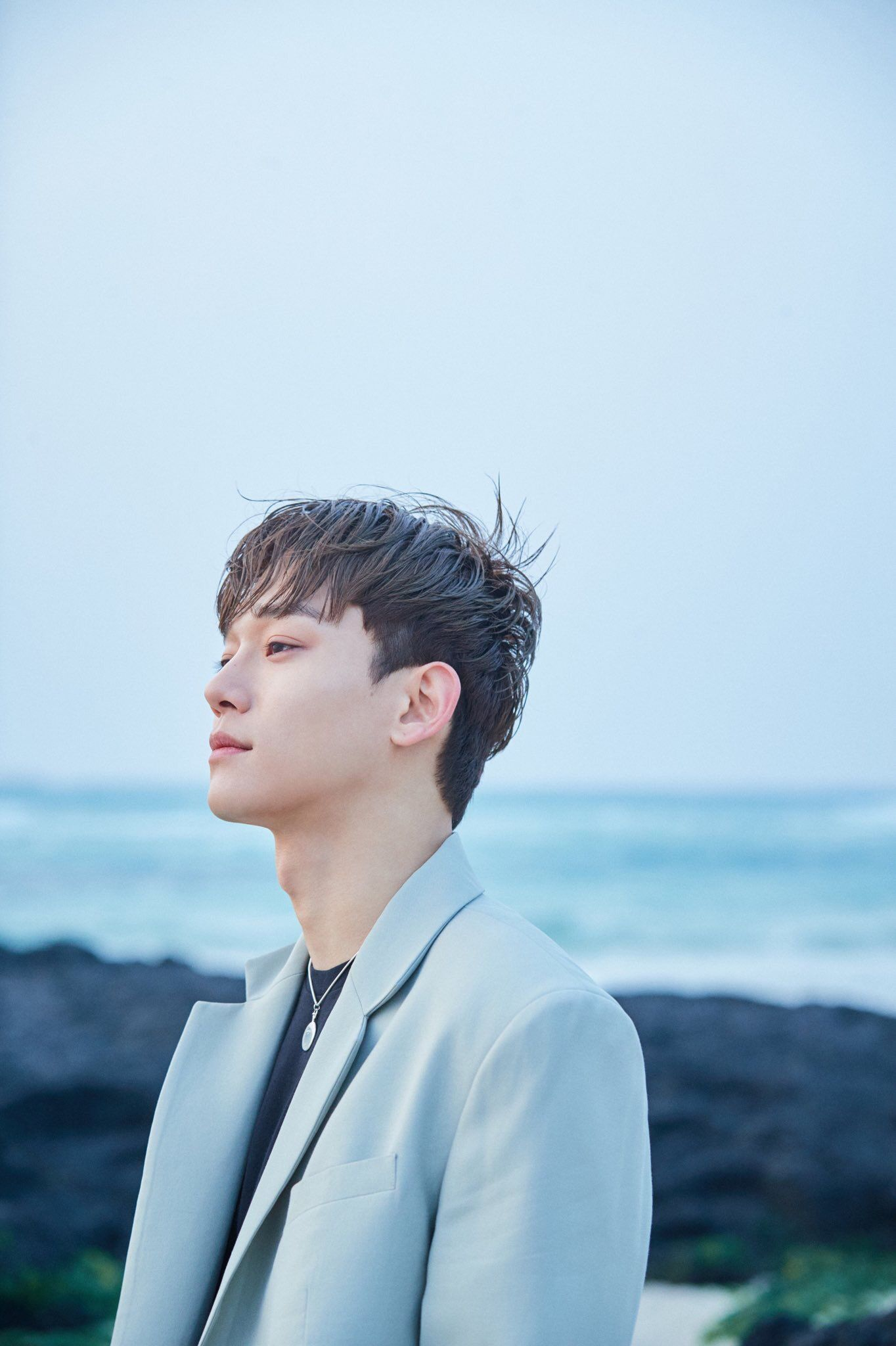 첸 CHEN The 1st Mini Album '사월, 그리고 꽃 (April, and a flower)'