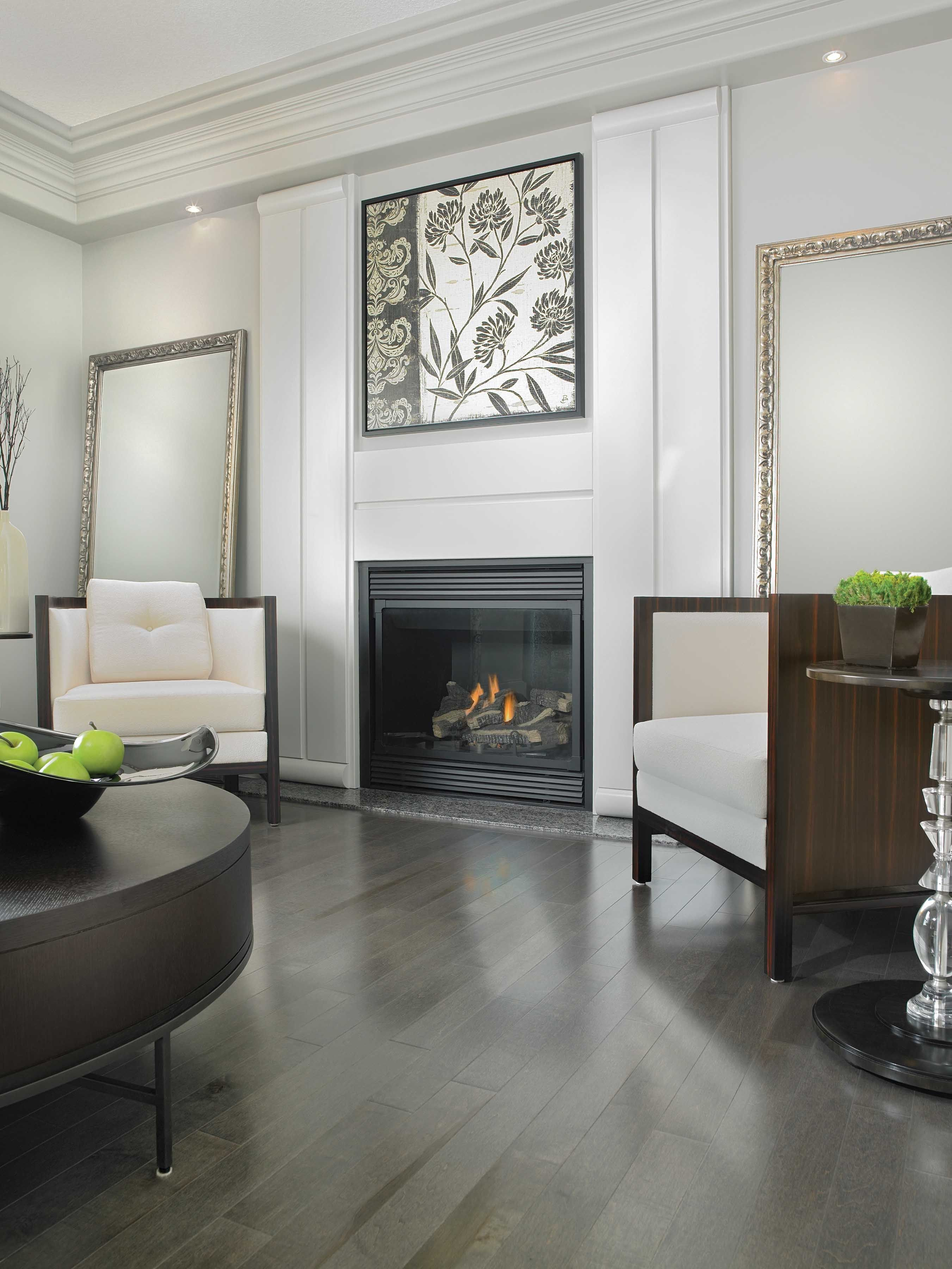 Gray Walls With Light Hardwood Floors (With images