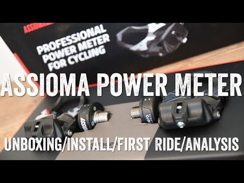 Favero Assioma Power Meter In Depth Review Dc Rainmaker Power