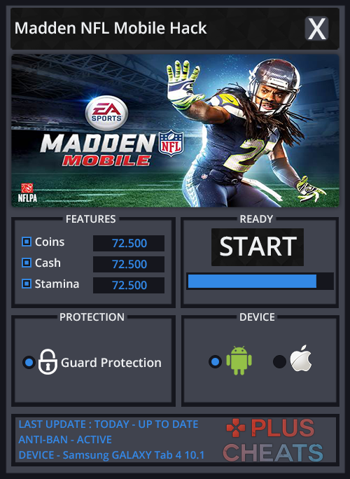 madden nfl mobile hack cheats tool add unlimited coins cash and