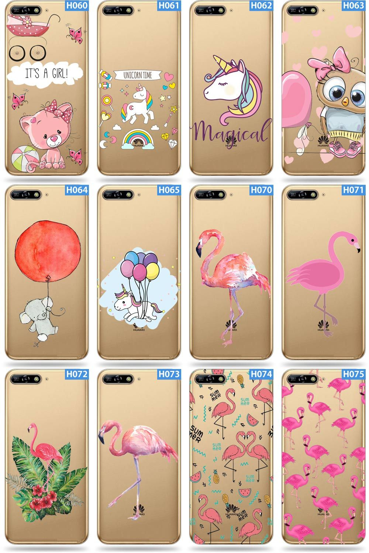 200wzorow Etui Do Huawei Y6 2018 Obudowa Futeral Phone Case Design Huawei Phone Cases