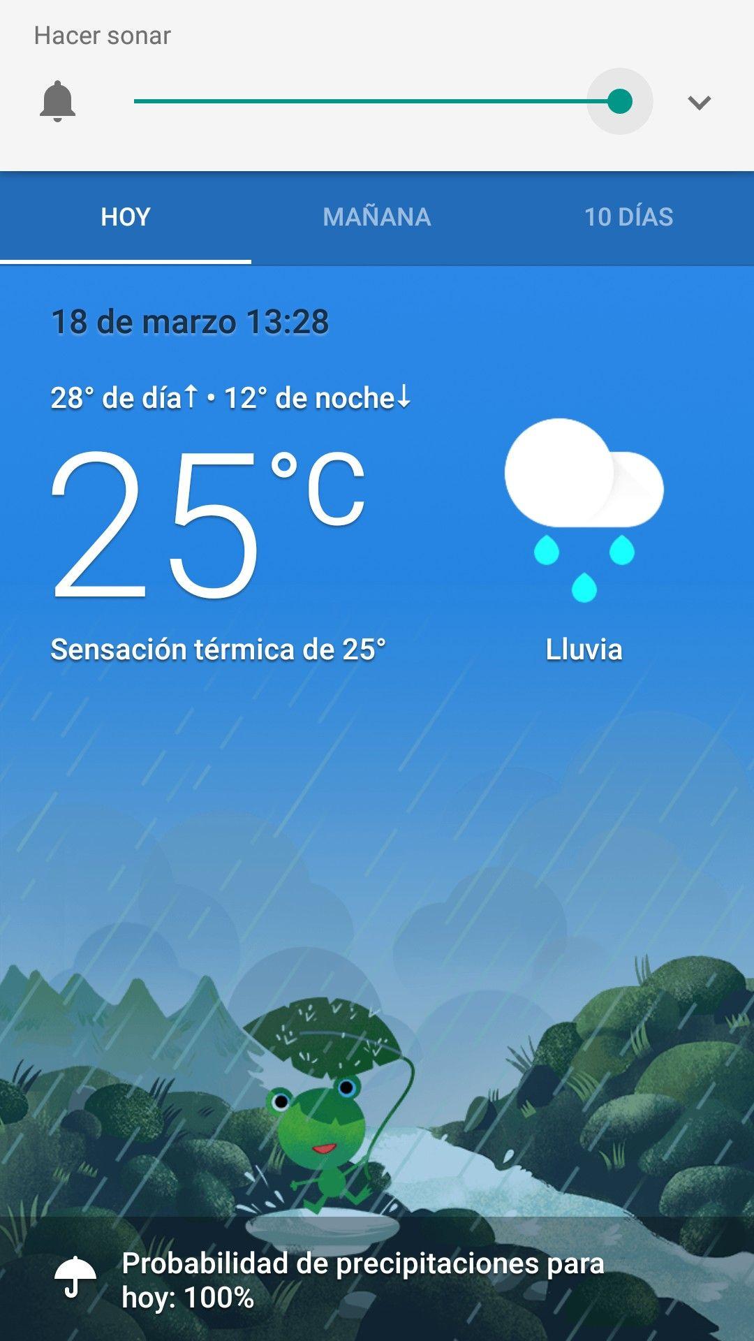 Pin De María Arcos En Sapito Del Tiempo De Google Clima Sapos Lluvia