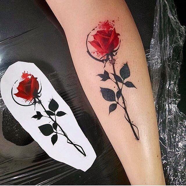 Pin de Bianca Calla en Tattoos Pinterest Comentarios, Tatuajes y - tatuajes de rosas