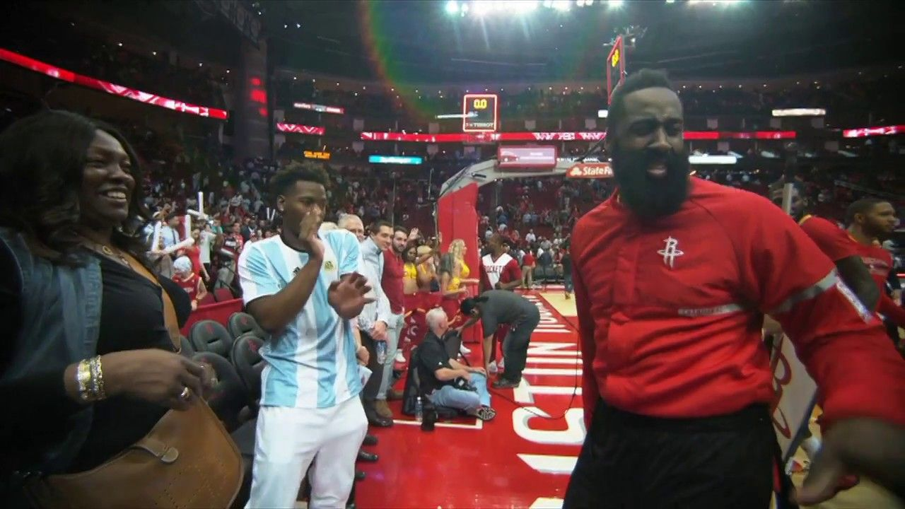 0fea78966bca 227 s™  YouTube  Chili  JAMES Chili  HARDEN Shows Spicy  Dance Moves After  Win  NBA Mix!