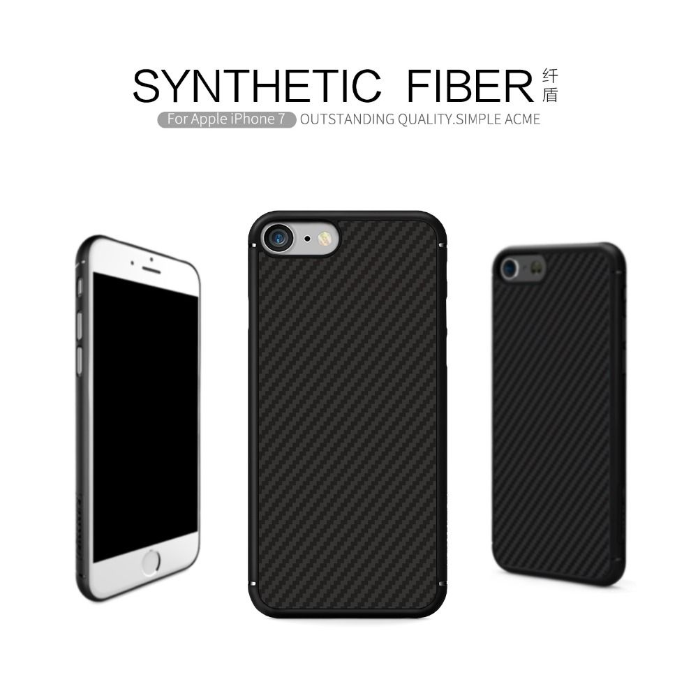 For Iphone 7 Case Nillkin Synthetic Fiber Cell Phone Apple Hard Meizu M3s 47