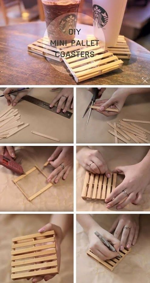 24 Easy And Cheap Crafts To Make And Sell Craft Stick Crafts