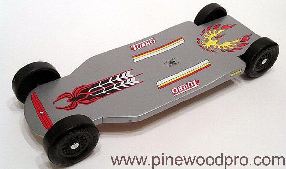 Fastest Pinewood Derby Car Designs  Photo  PinewoodDerbyCool