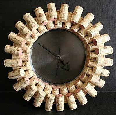 Wine Cork Crafts - 9bytz