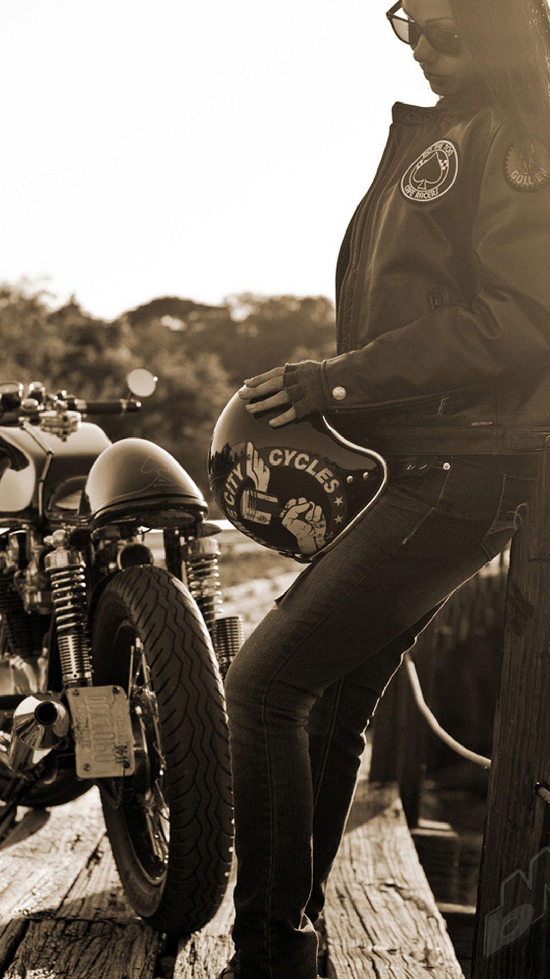 Tell Hardcore biker black girls simply