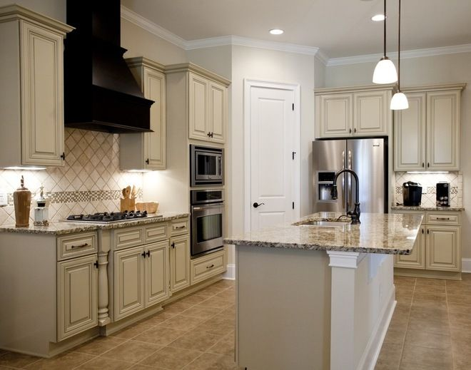 corner pantry images  Traditional Kitchen by Stone Martin