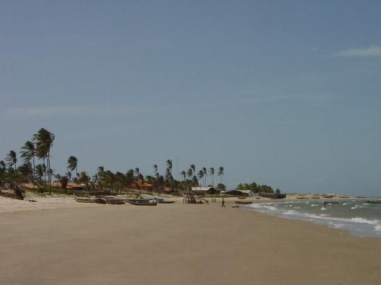 Praia da Andreza - Tutóia - Maranhão - Brasil