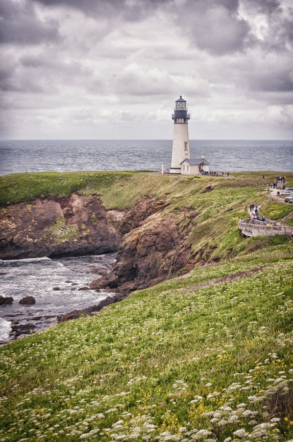Yaquina Head Lighthouse by KOV Photography on 500px