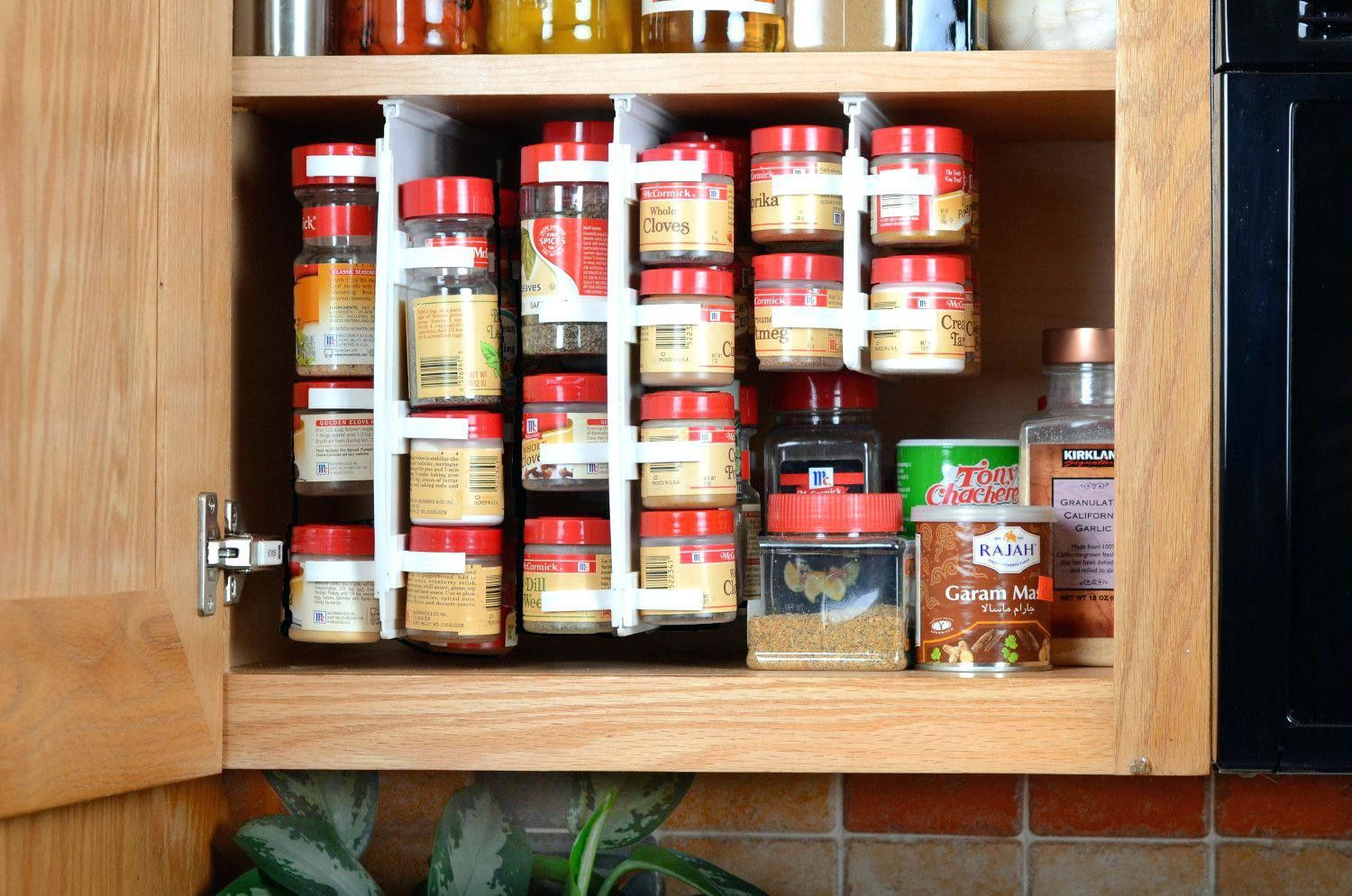 70 Slide Out Spice Racks For Kitchen Cabinets Kitchen Cabinets Update Ideas On A Spice Rack Kitchen Cabinet Cabinet Organization Diy Spice Storage Solutions
