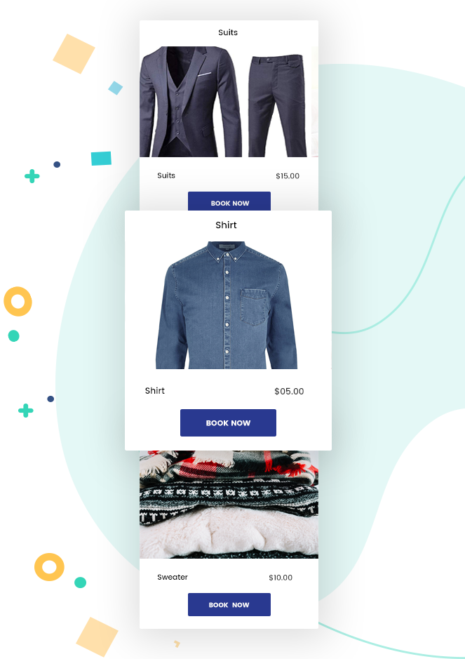 Laundry App And Website Development Solutions For Laundry Dry