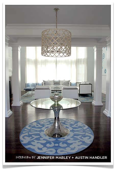 Unique Entry Hall Chandeliers