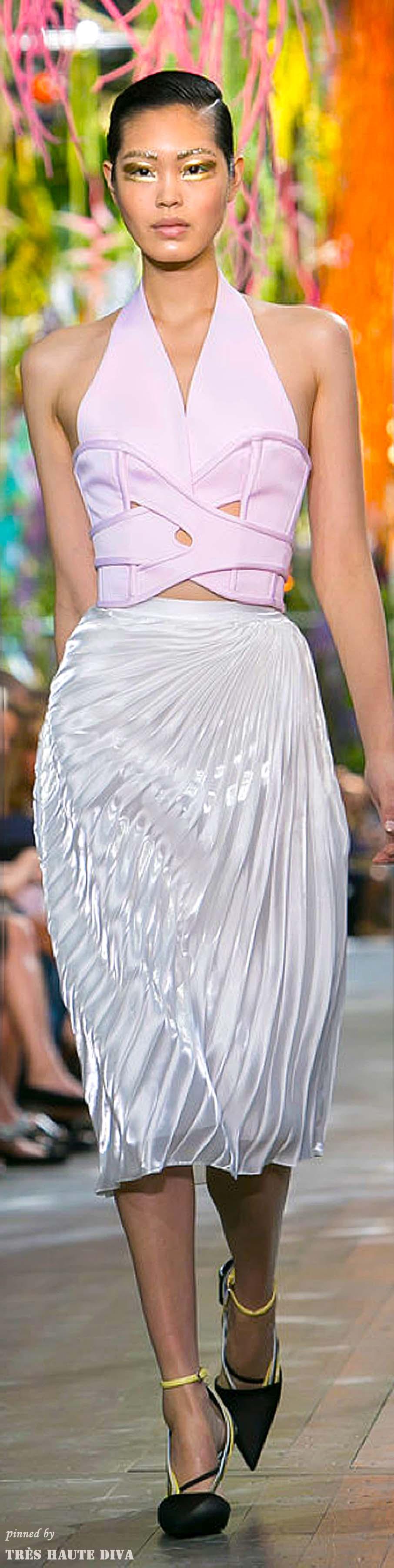 #Paris FW Christian Dior Spring / Summer 2014
