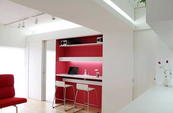 espace bureau camoufl - Espace Bureau Dans Chambre Parentale