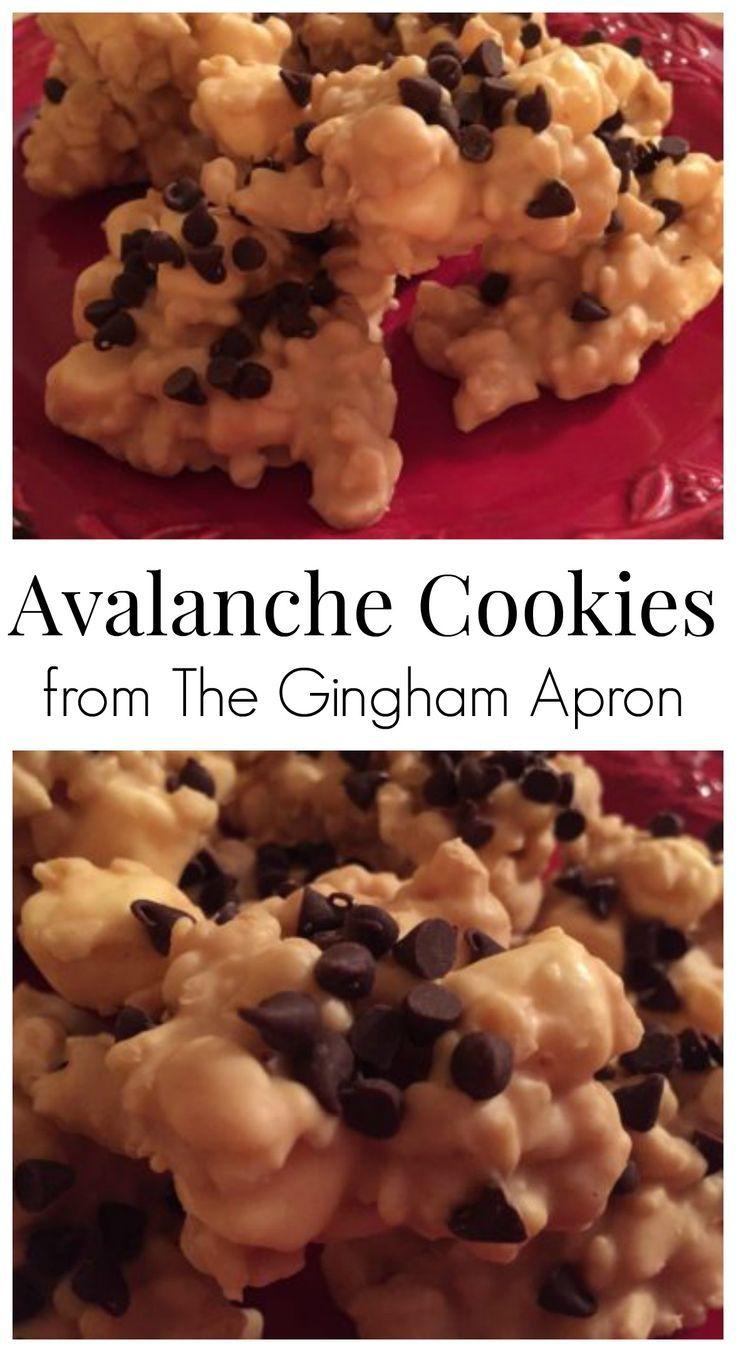 Jen's Avalanche Cookies