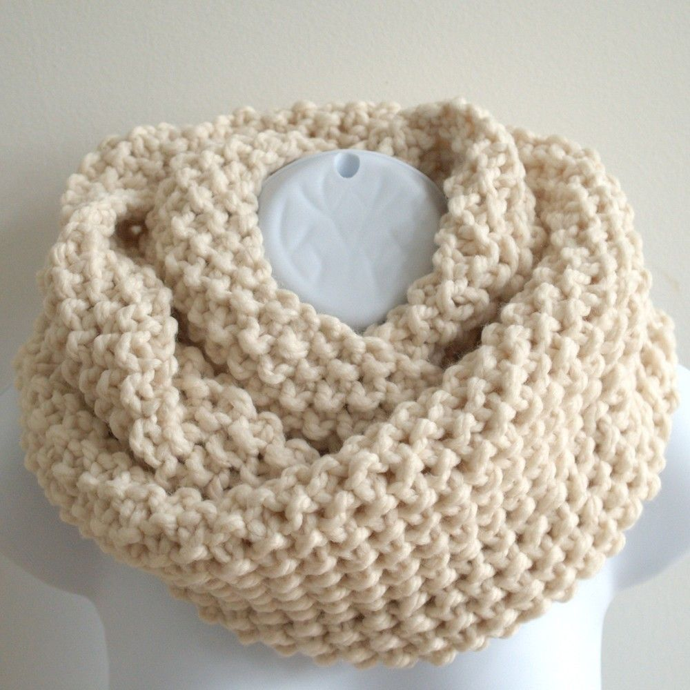 Infinity Cowl - PDF pattern via Etsy.   Crochet   Pinterest