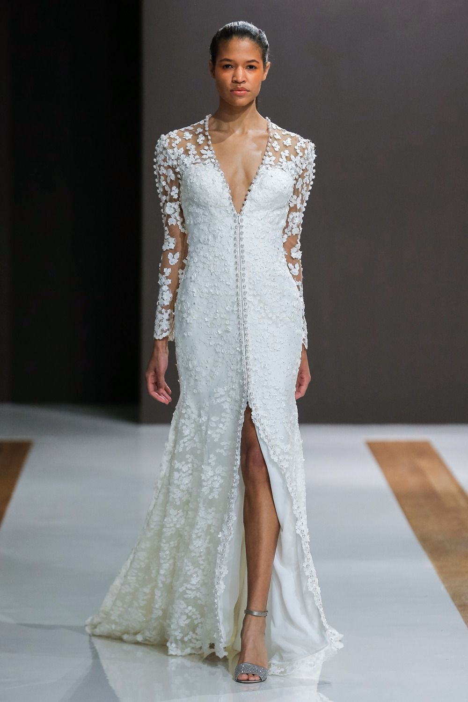 Celebrity designer mark zunino debut bridal collection mark zunino