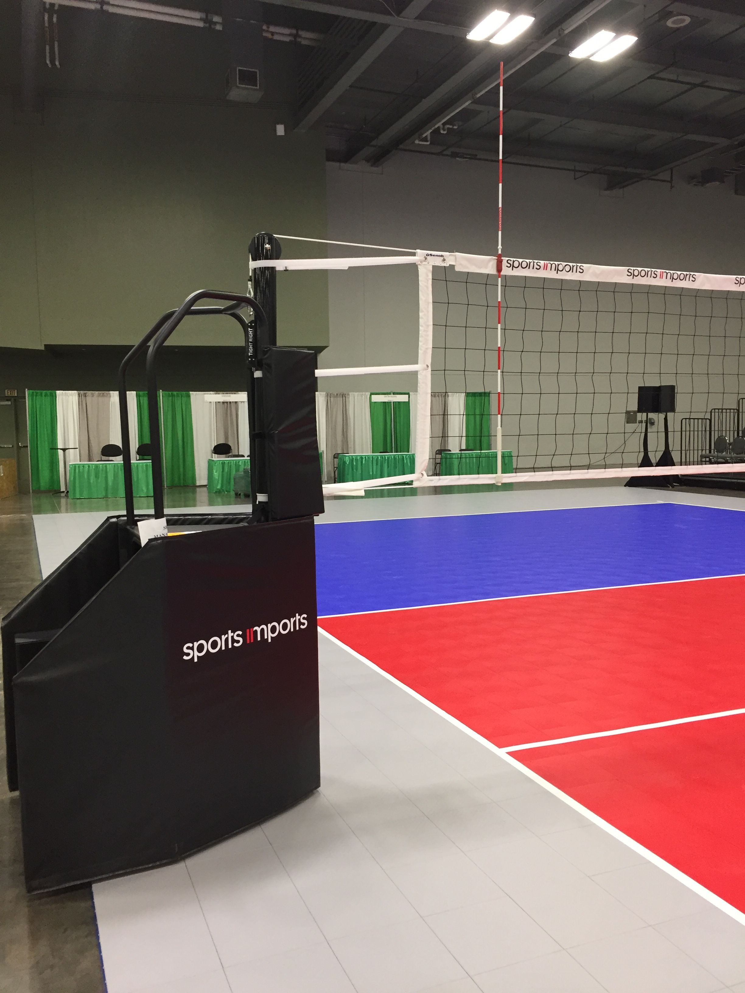 Sports Imports Portable Units Outdoor Volleyball Net Indoor Volleyball Volleyball Net