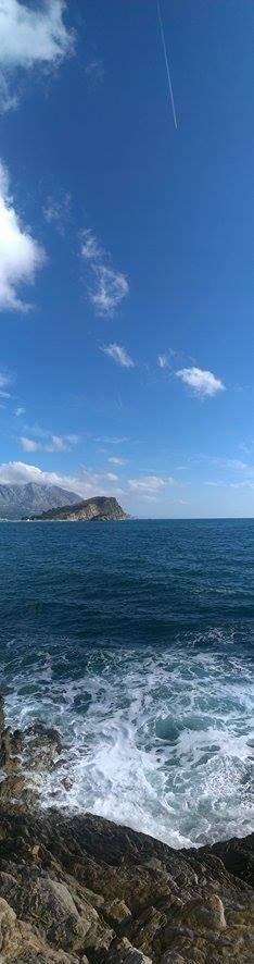 Mediterranean Sea, Budva, Montenegro