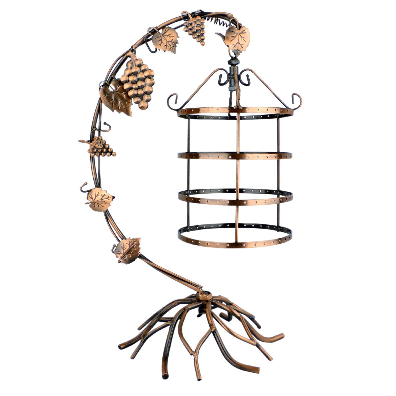 creative earring holder nature theme Boutique Design Pinterest