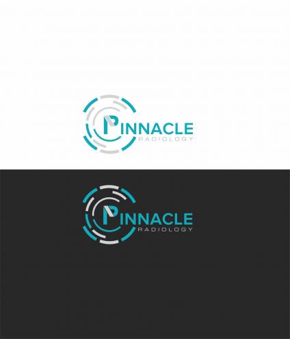 Pinnacle Radiology Pinnacle Radiology Selected Winner Client Logo Logo Design Contest Contest Design Logo Design