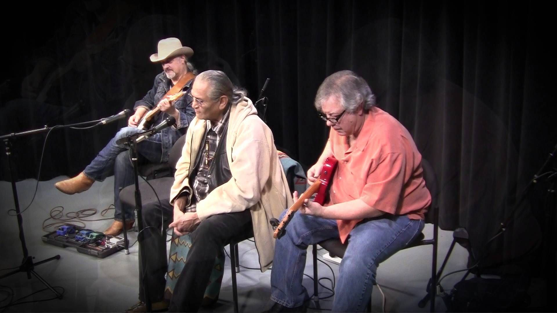 """Celebrate Love, Celebrate Life"" Honoring John Trudell - Crazy Horse"