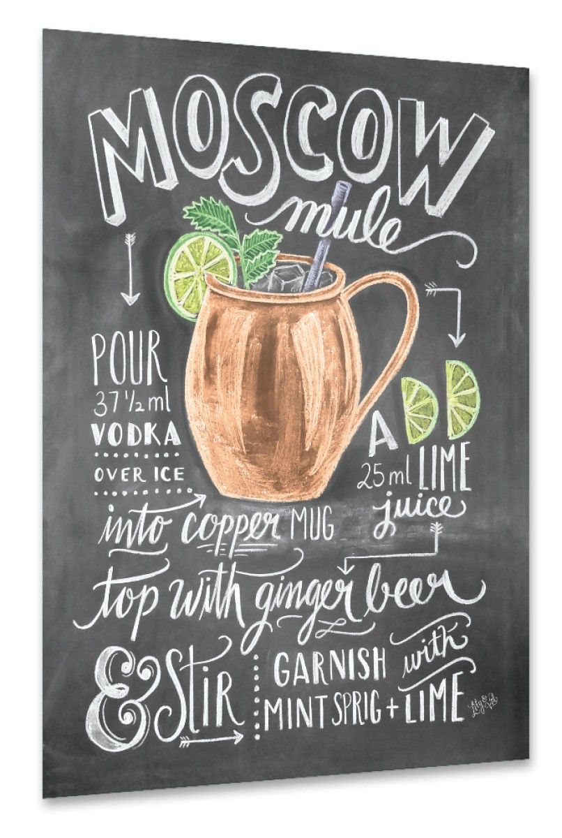 rezept zum mascow mule cocktail spr che pinterest. Black Bedroom Furniture Sets. Home Design Ideas