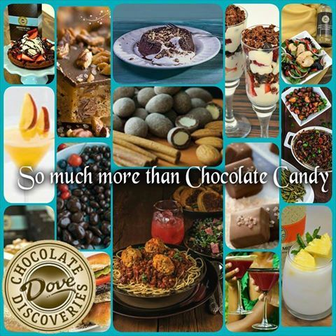 Pin By Linda Pederson On Dove Chocolate Discoverys Pinterest